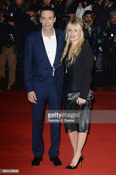 Anthony Delon arrives at the 16th NRJ Music Awards at Palais des Festivals on December 13 2014 in Cannes France