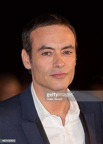 Anthony Delon attends the 16th NRJ Music Awards at Palais des Festivals on December 13 2014 in Cannes France