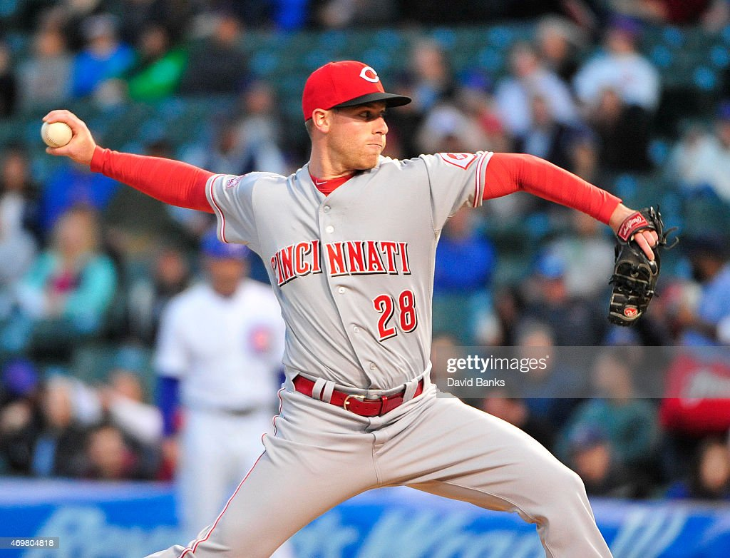 Cincinnati Reds v Chicago Cubs : ニュース写真