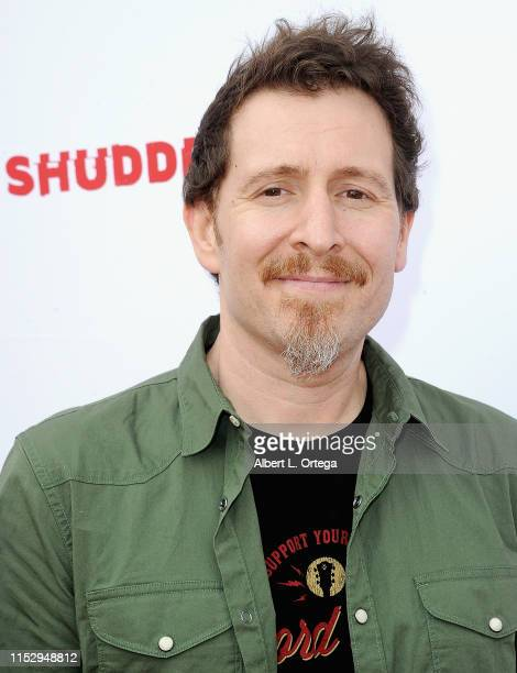 Anthony Diblasi attends the 6th Annual Etheria Film Showcase held at American Cinematheque's Egyptian Theatre on June 29 2019 in Hollywood California
