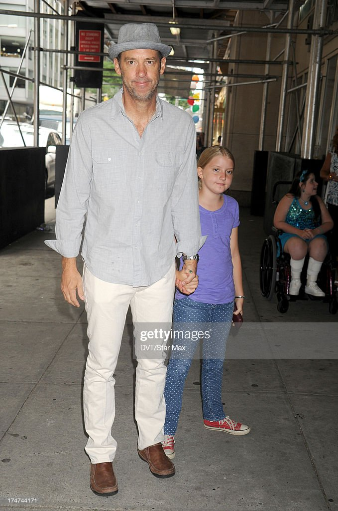 Anthony Edwards as seen on July 28, 2013 in New York City.