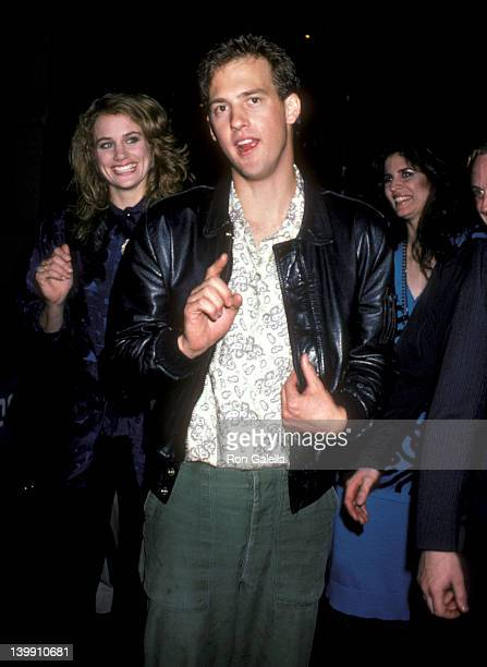 Anthony Edwards at the Premiere Party for 'Top Gun' America's New York City