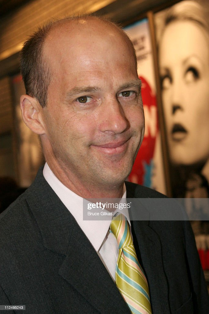 Anthony Edwards during Opening Night of Martin McDonagh's 'The Pillowman' on Broadway - Arrivals at The Booth Theater in New York City, NY, United States.