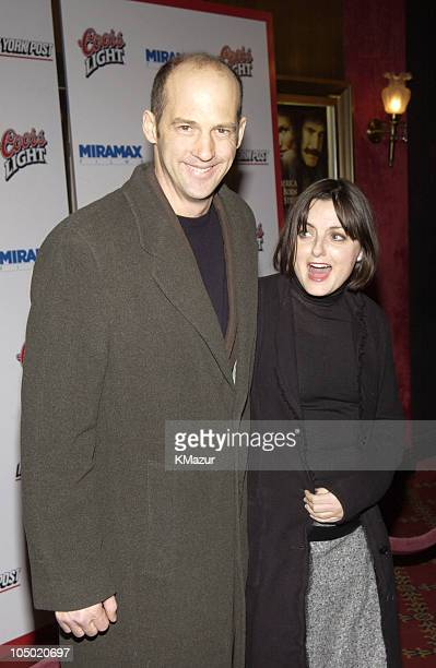 Anthony Edwards guest during Gangs of New York World Premiere at Ziegfeld Theater in New York City New York United States
