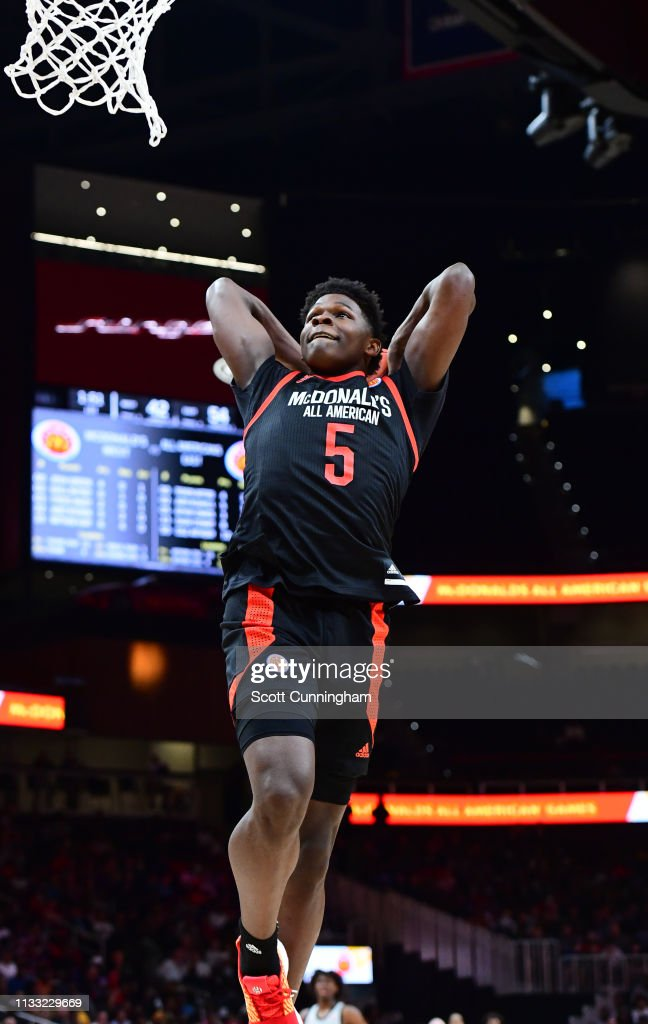 2019 McDonald's All American Game : News Photo