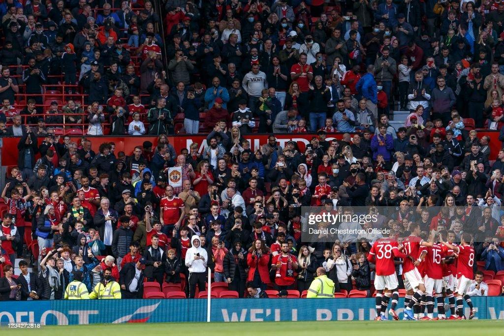 Manchester United v Brentford - Pre-season Friendly : News Photo