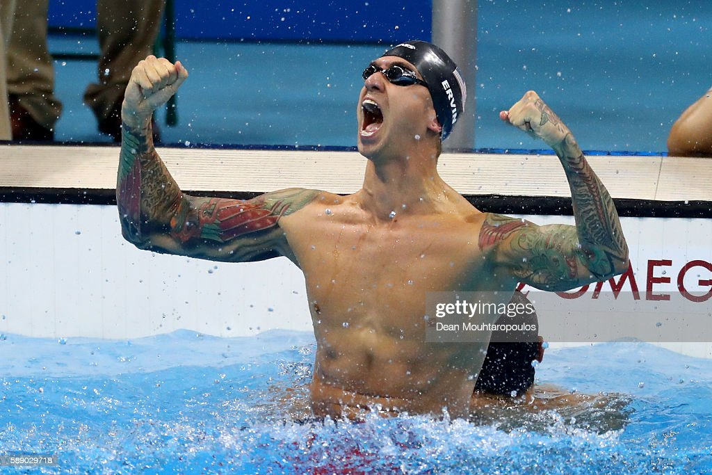 Swimming - Olympics: Day 7 : News Photo