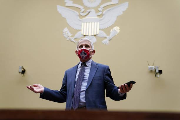 DC: Health Agency Chiefs Testify Before Select Subcommittee On Coronavirus