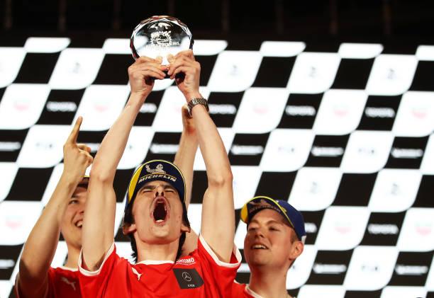 AUT: FIA Gran Turismo World Tour: Salzburg - Manufacturers Series