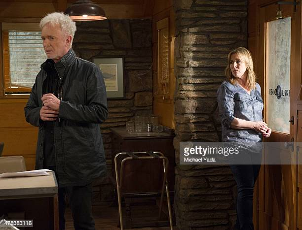 HOSPITAL Anthony Geary and Genie Francis in a scene that airs the week of June 22 2015 on ABC's 'General Hospital' 'General Hospital' airs...