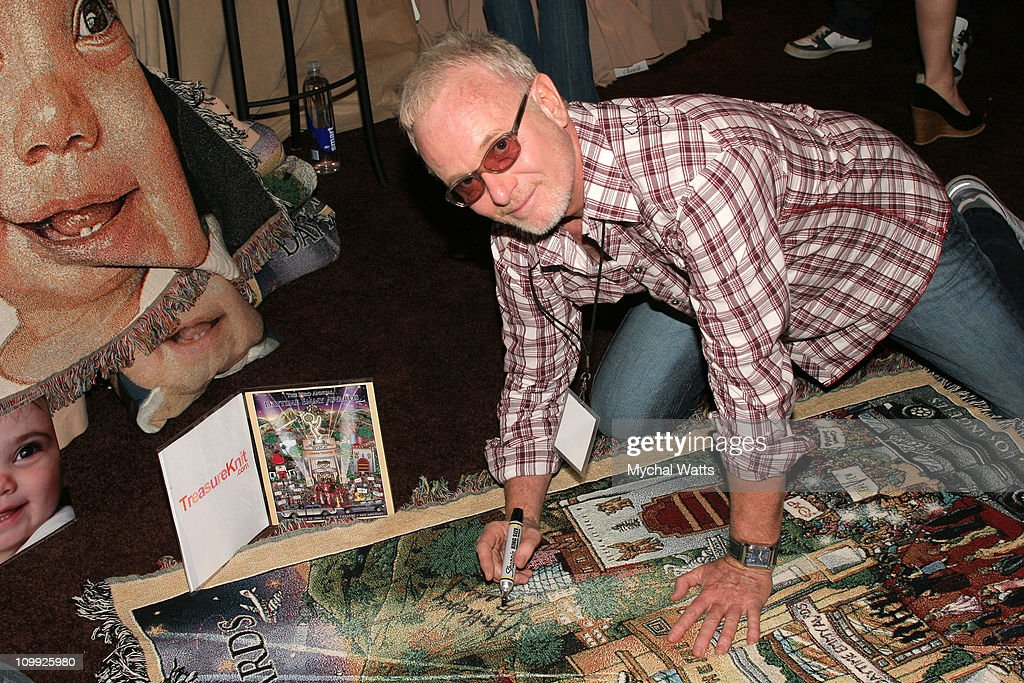 Anthony Geary during 33rd Annual Daytime Emmy Awards - Gift Suite - Day 1 in Los Angeles, California, United States.