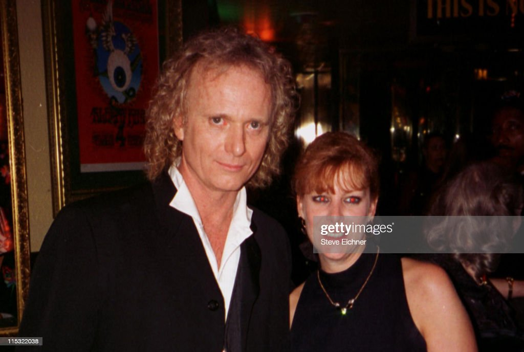 Anthony Geary at Hard Rock Cafe - 1994