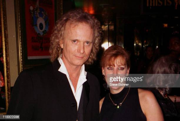 Anthony Geary during Anthony Geary at Hard Rock Cafe 1994 at Hard Rock Cafe in New York City New York United States
