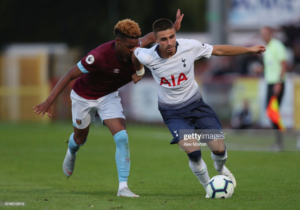 Tottenham Hotspur v West Ham United: Premier League 2