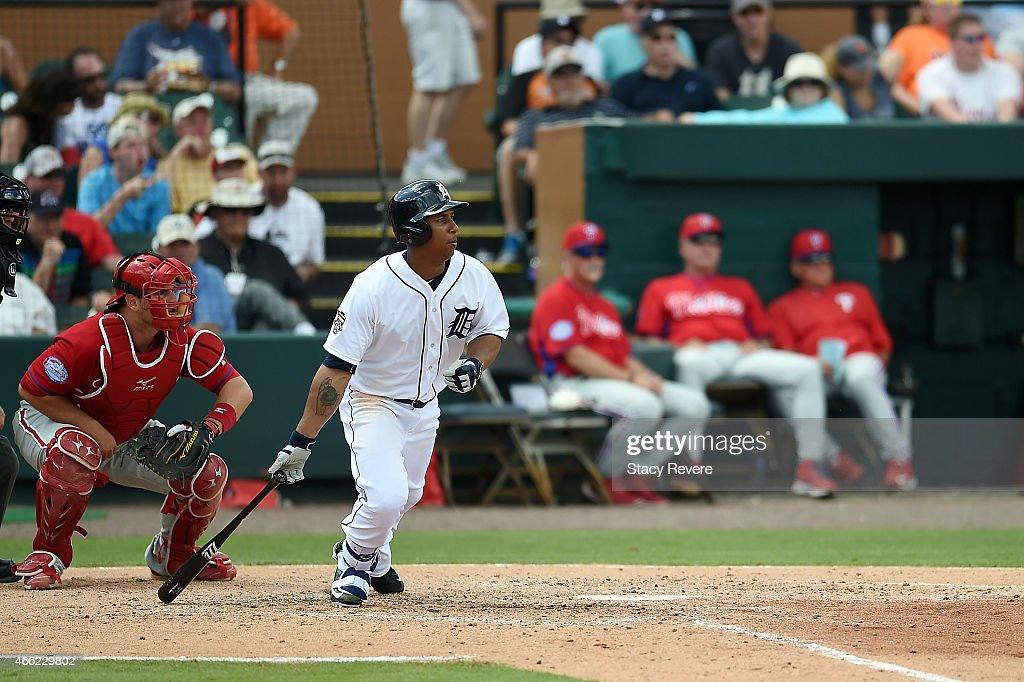 Philadelphia Phillies v Detroit Tigers : News Photo