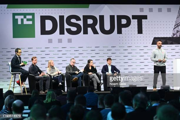 Anthony Ha, Battlefield Finals Judges, Partner at Sequoia Capital Andrew Reed, Partner and Co-Head at Generation Investment Lila Preston,...