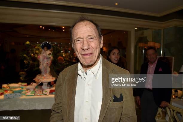 Anthony HadenGuest attend the launch of Second Bloom Cathy Graham's Art of the Table hosted by Joanna Coles and Clinton Smith at Bergdorf Goodman on...