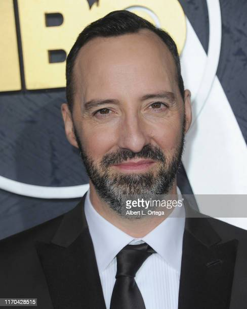 Anthony Hale arrives for the HBO's Post Emmy Awards Reception held at The Plaza at the Pacific Design Center on September 22, 2019 in West Hollywood,...