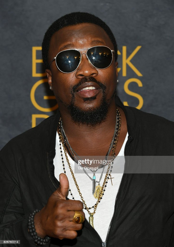 Anthony Hamilton attends Black Girls Rock! 2017 at NJPAC on August 5, 2017 in Newark, New Jersey.