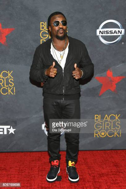 Anthony Hamilton attends Black Girls Rock 2017 at NJPAC on August 5 2017 in Newark New Jersey