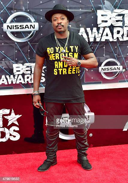 Anthony Hamilton attends the 2015 BET Awards on June 28 2015 in Los Angeles California