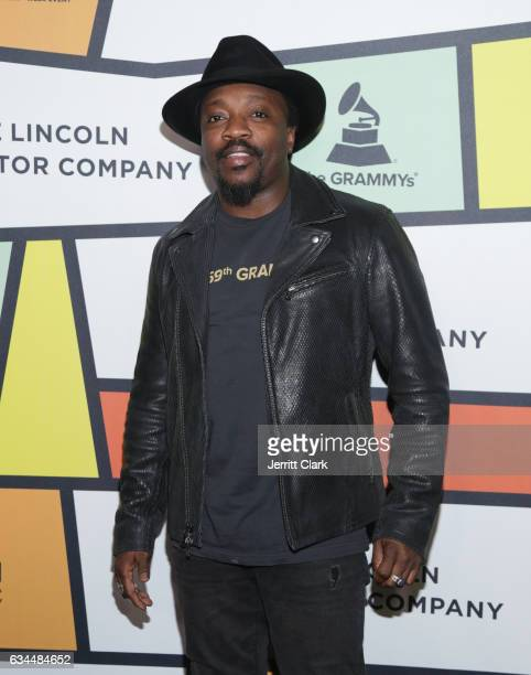 Anthony Hamilton attends the 8th Annual Essence Black Women In Music Event at NeueHouse Hollywood on February 9 2017 in Los Angeles California