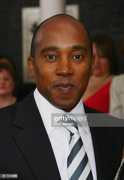 Anthony Hamilton the father of Formula One driver Lewis Hamilton arrives at the Britains Best 2008 awards at The London Studios on May 18 2008 in...