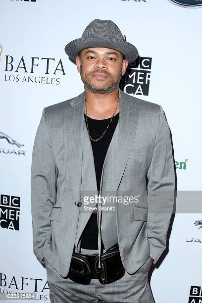 Anthony Hemingway attends BAFTA Los Angeles BBC America TV Tea Party 2018 at The Beverly Hilton Hotel on September 15 2018 in Beverly Hills California