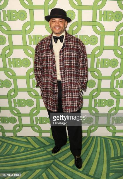 Anthony Hemingway attends HBO's Official 2019 Golden Globe Awards After Party on January 6 2019 in Los Angeles California