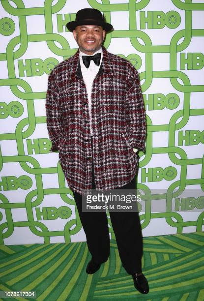 Anthony Hemingway attends HBO's Official Golden Globe Awards After Party at Circa 55 Restaurant on January 6 2019 in Los Angeles California
