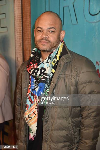 Anthony Hemingway attends the HBO premiere of True Detective Season 3 at DGA Theater on January 10 2019 in Los Angeles California