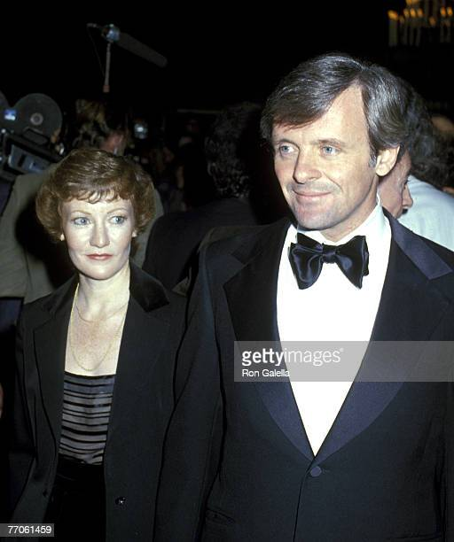 Anthony Hopkins and Wife Jennifer Lynton
