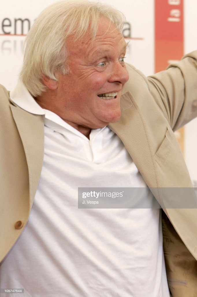 Anthony Hopkins during 2005 Venice Film Festival - 'Proof' Photocall at Casino Palace in Venice Lido, Italy.