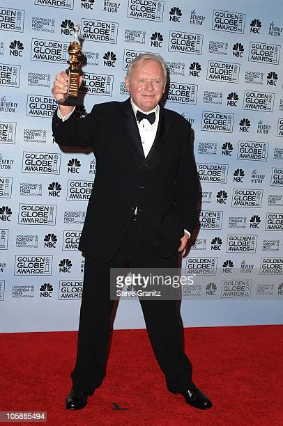 Anthony Hopkins recipient of the Cecil B DeMille Award