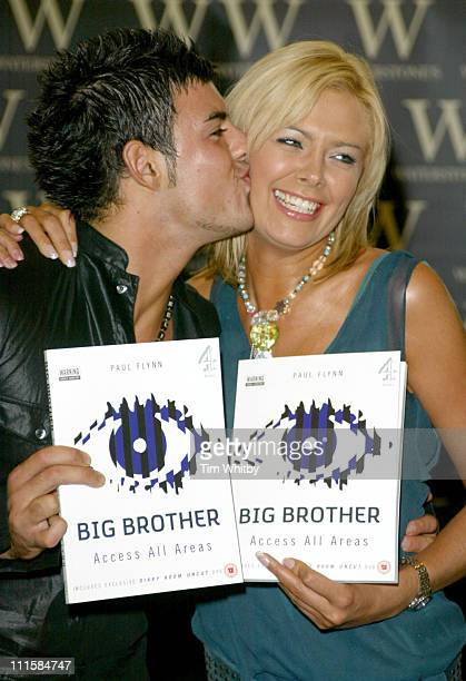Anthony Hutton and Orlaith McAllister from 'Big Brother UK 6'