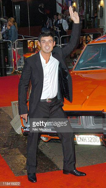 Anthony Hutton during 'The Dukes of Hazzard' London Premiere Arrivals at Vue Leicester Square in London Great Britain