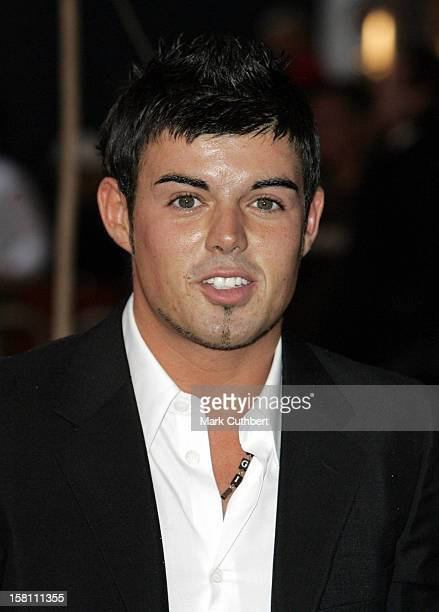 Anthony Hutton From 'Big Brother' Attends 'The Dukes Of Hazzard' Uk Film Premiere At The Vue Cinema In London'S Leicester Square
