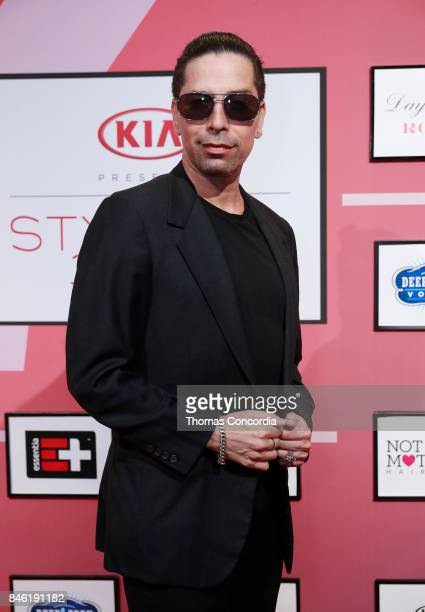 Anthony Isambert attends Kia STYLE360 Hosts Bad Butterfly Presented by Candice Cuoco x Vanessa Simmons S/S '18 at Metropolitan West on September 12...