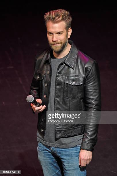 Anthony Jeselnik performs at The Brown Theatre on October 26 2018 in Louisville Kentucky