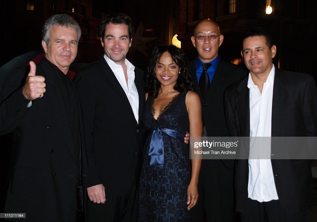 """Los Angeles Police Foundation Honors Cast of  """"The Closer"""""""