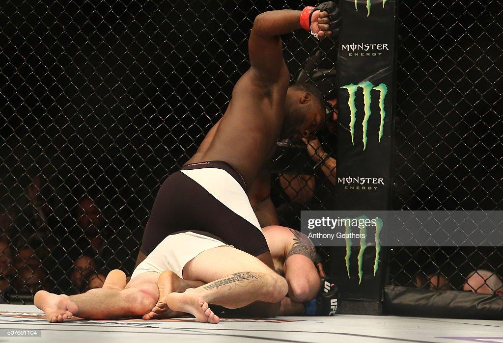 UFC Fight Night: Johnson v Bader : News Photo