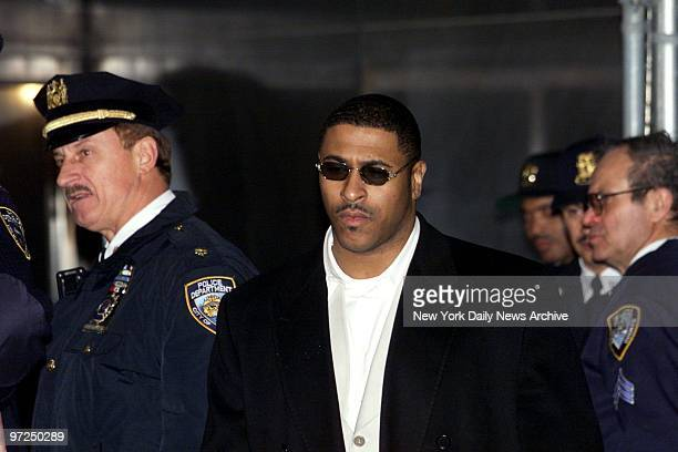 Anthony Jones leaves Manhattan Supreme Court He and Sean Combs were found not guilty on all counts in a shooting incident at the Club New York on Dec...
