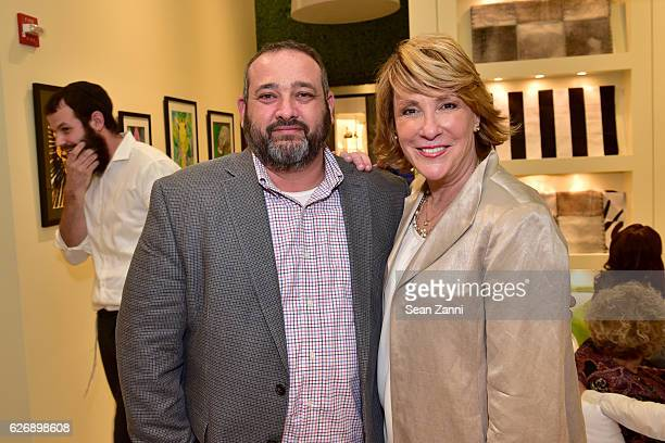 Anthony Jorajuria and Cindy Wolf attends the Art Basel Charity Event Hosted by JANUS et Cie CEO Janice Feldman and Architectural Digest Publisher...