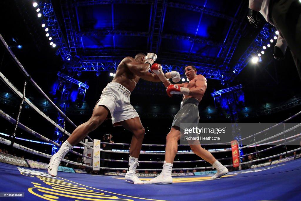 Boxing at Wembley Stadium : News Photo