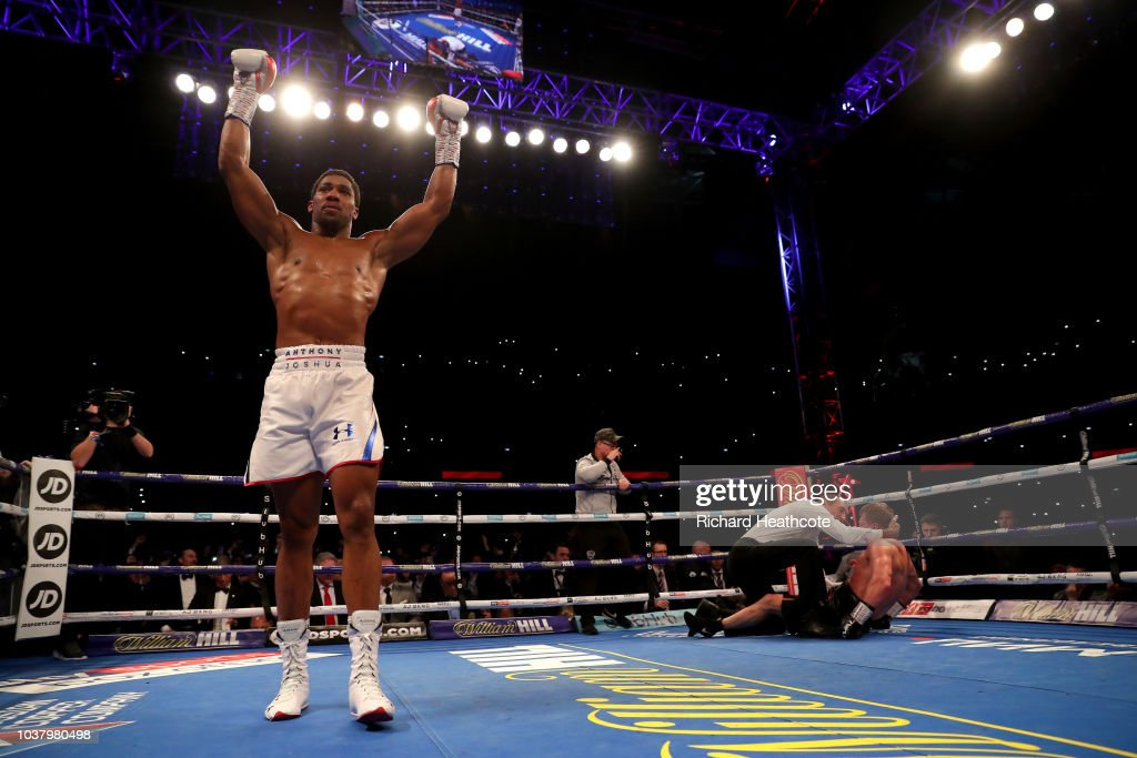Anthony Joshua v Alexander Povetkin - World Heavyweight Title Fight