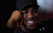 cardiff wales anthony joshua faces media