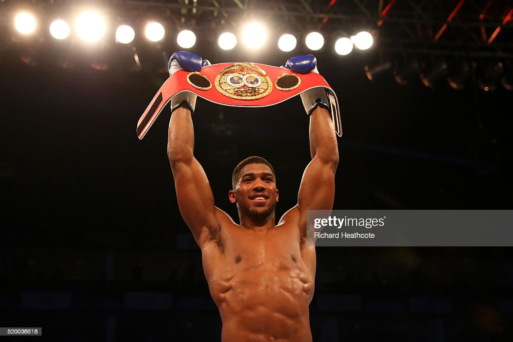 Boxing at The O2 Arena : News Photo