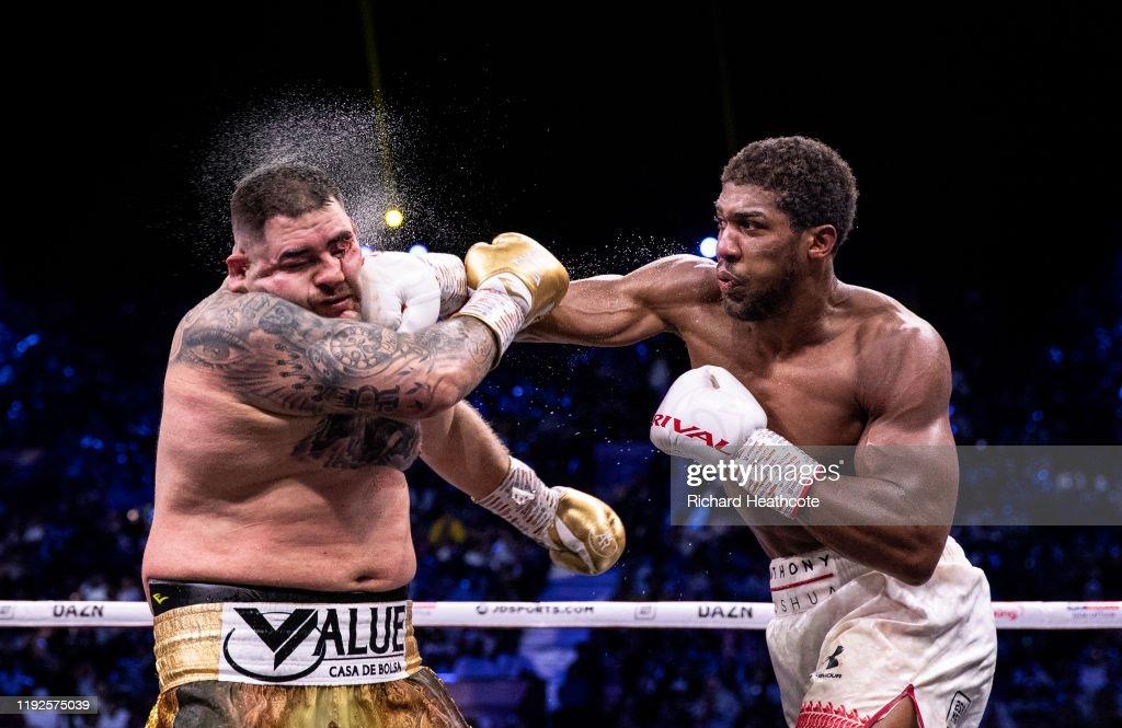 Andy Ruiz Jr v Anthony Joshua 2 - Clash on the Dunes, IBF, WBA, WBO & IBO World Heavyweight Title Fight : ニュース写真