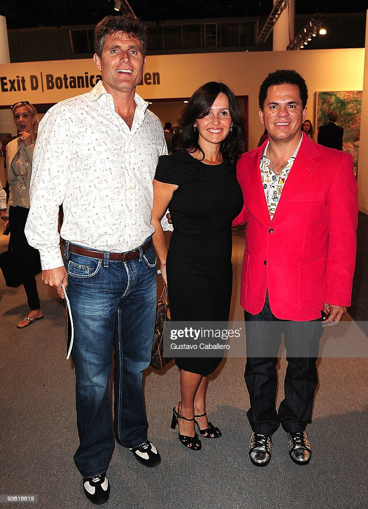 Celebrity Candids at Art Basel Miami - December 2, 2009