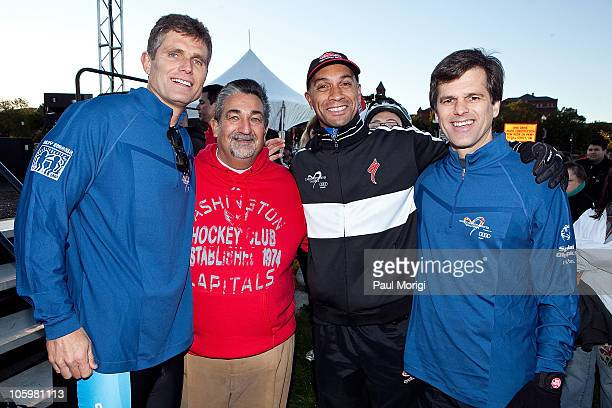 Anthony Kennedy Shriver Founder and Chairman of Best Buddies International Ted Leonsis AOL Executive and owner of the Washington Capitals DC Mayor...